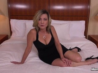 Reluctant wife anal