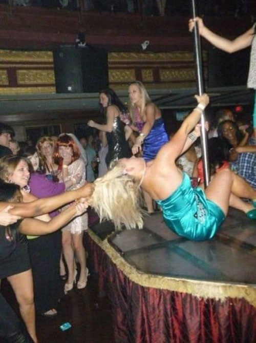wifes first swinger party